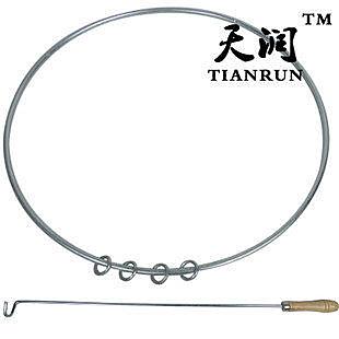 直徑50cm38cm實心滾鐵環成人