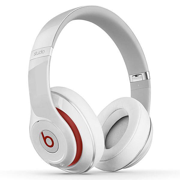 【台中平價鋪】潮牌首選 Beats New Studio 頭戴式耳機 (白) 時尚潮流感 先創公司貨 一年保固