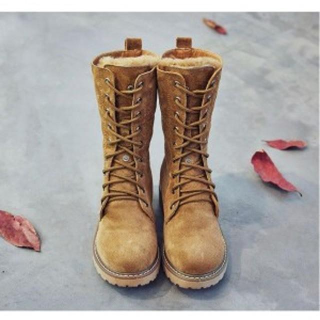 レディース ショートブーツ 冬靴 靴 ブーツ シューズ 防寒 裏起毛 暖か カジュアル スポーツ 通勤 レディースファション