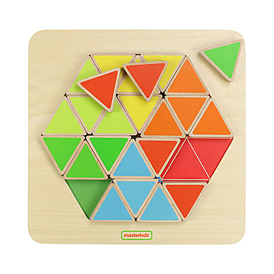 六邊形馬賽克拼圖