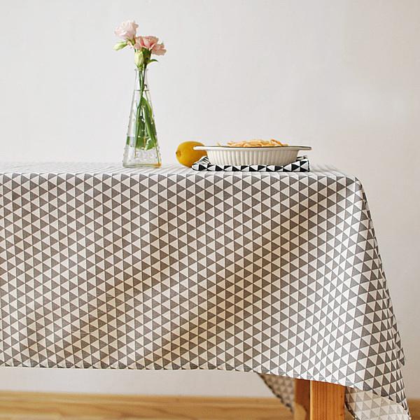 時尚可愛空間餐桌布 茶几布 隔熱墊 鍋墊 杯墊 餐桌巾106 (100*140cm)