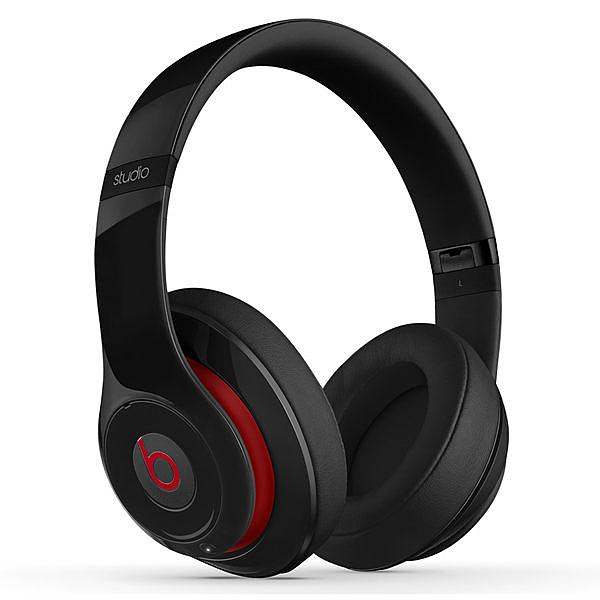 【台中平價鋪】潮牌首選 Beats New Studio 頭戴式耳機 (黑) 時尚潮流感 先創公司貨 一年保固