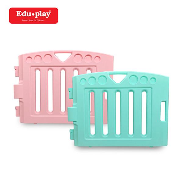 【Edu Play】遊戲圍欄-馬卡龍款(補充片2入)