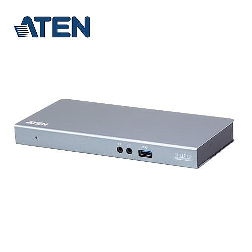 ATEN USB-C UH3230多埠充電擴充基座
