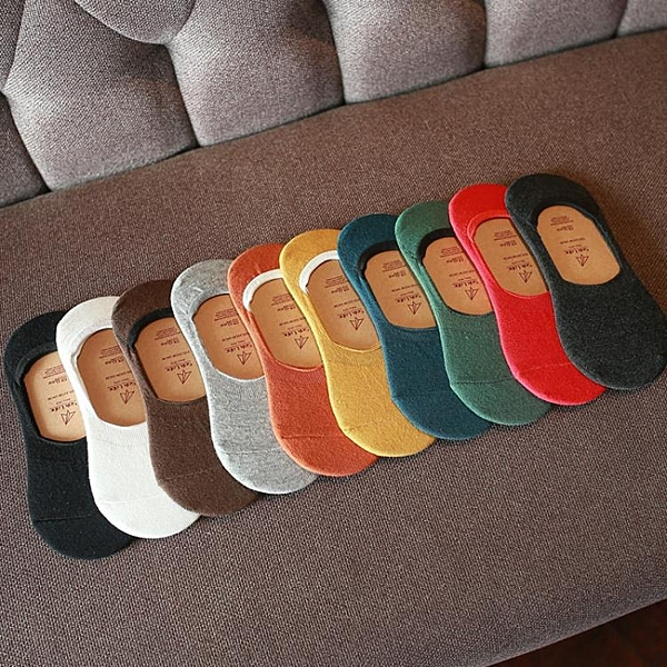 襪子女淺口短襪船襪女士純棉秋冬季薄低筒硅膠防滑隱形襪