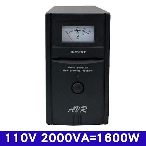 AVR 全電子式穩壓器 NU-2000 (2000VA/110V)