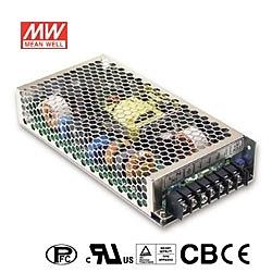 MW明緯 HRPG-200-24 24V機殼型交換式電源供應器 (201.6W)