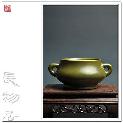 【長物居】茶葉末宣德香爐