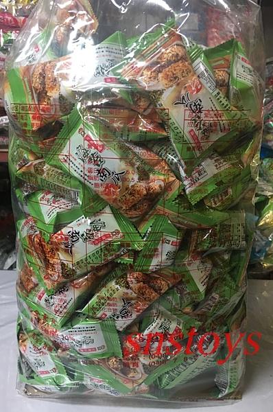 sns 古早味 懷舊零食 餅乾 海苔南瓜酥 南瓜酥 5斤(3000公克)