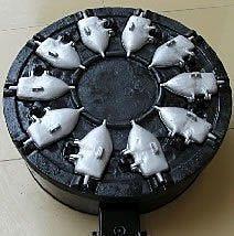 鋁制小魚餅機