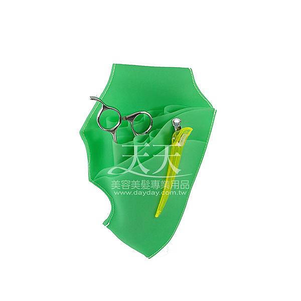 ◇天天美容美髮材料◇ 派迪佳 果凍剪刀包 (綠色) KL-034[90836]