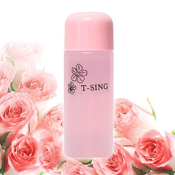 T-SING 玫瑰花香去光水 50ml