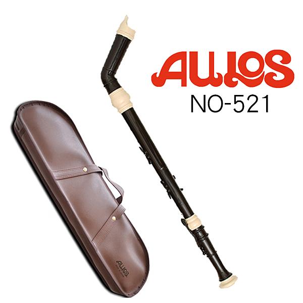 小叮噹的店-日製 AULOS 英式 521 低音直笛(免運)