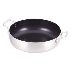 パール金属 テーブルトップ オーブンにも使える卓上鍋 22cm 内面ダイヤモンドコート HB-3964