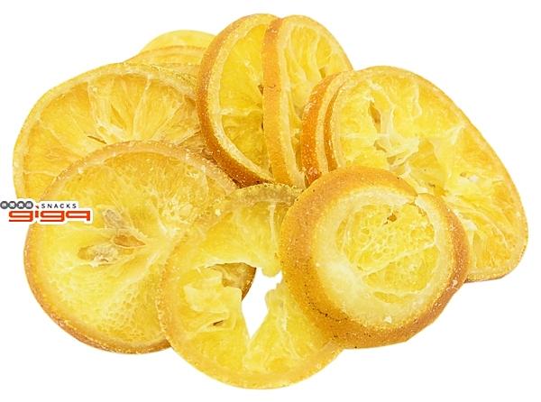 【吉嘉食品】台灣果乾 香橙片(柳橙片) 200公克[#200]{GZ38}