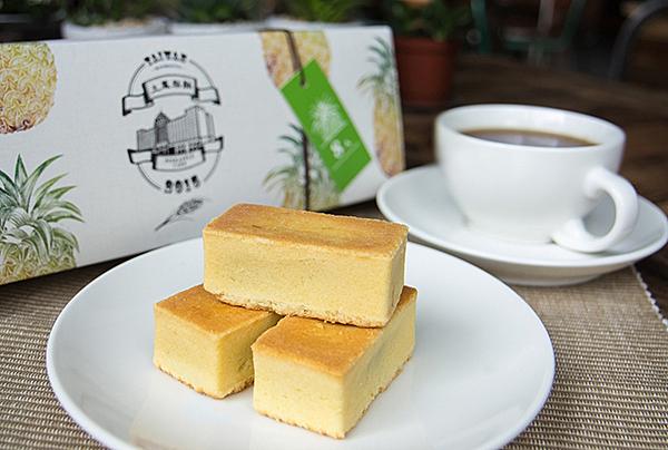 【紅頂穀創】土鳳梨酥(杏仁)8入裝