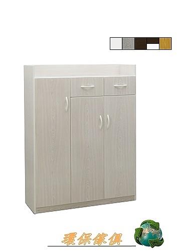 【環保傢俱】塑鋼鞋櫃.置物櫃 (整台可水洗)221-02