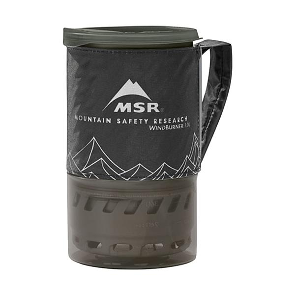 MSR Windburner Stove Systems 效率系統爐 1.0L 黑