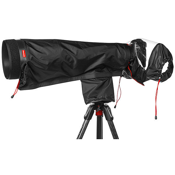 ◎相機專家◎ Manfrotto E-704 PL 鏡頭雨衣 KATA同款 正成公司貨