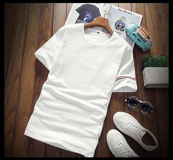 [協貿國際]2016夏季男短袖T恤日系潮