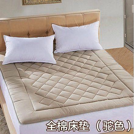 全棉軟床墊特價 加厚