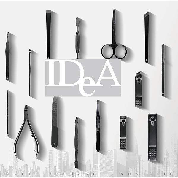指甲刀15件組 專業 美甲 指甲剪 不銹鋼 磨甲器 嵌甲 鷹嘴鉗 尖嘴 剪修