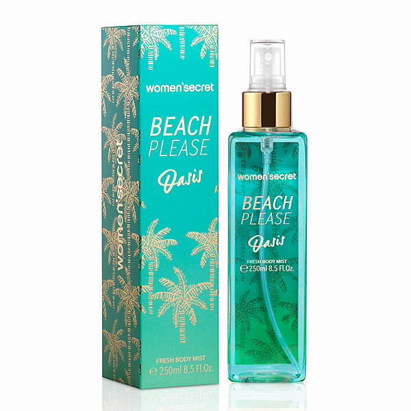 WOMEN'SECRET BEACH PLEASE Oasis 夏日清新身體噴霧 250ml