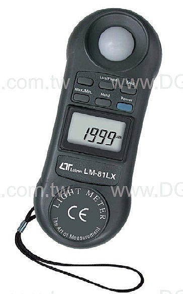 光度計 掌上型Illuminance Meters