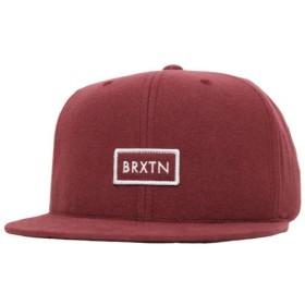 BRIXTON [ブリクストン] RIFT II MP SNAPBACK CAP スナップバックキャップ 10310 BRGDY [並行輸入品]