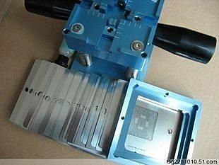 全新68張BGA鋼網+KF10植球台筆記本台式機南北橋顯卡