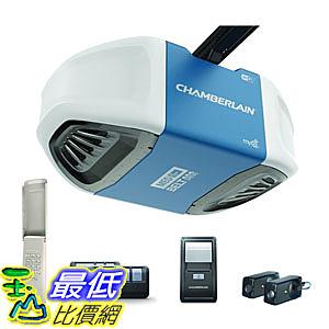 Chamberlain B550 Smartphone-Controlled Ultra-Quiet and Strong Belt Drive Garage Door