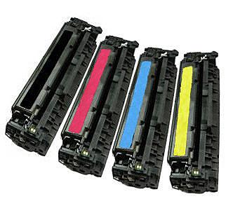 免運☆HP 環保碳粉匣CE310A黑色CE311A藍色CE312A黃色CE313A紅色 NO.126 一組四色 CP1025/CP1025NW/1025用