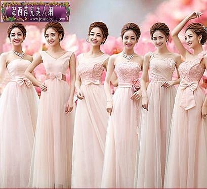 新娘敬酒服長款結婚禮服韓版時尚修身歐美女裝晚禮服新款-ming0012