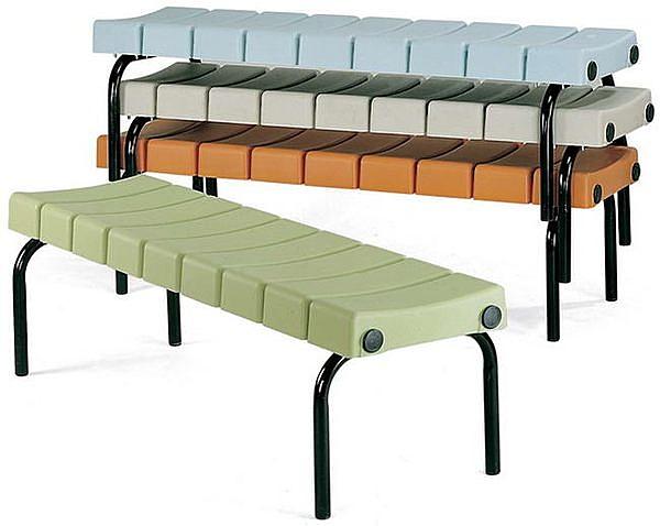 HP446-19 二人節型公共排椅(PP-305B)