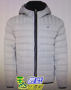 [COSCO代購] W9988000 Tommy Hilfiger 男可收納式外套