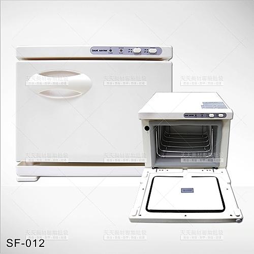 台灣紳芳   SF-012紫外線殺菌保溫箱(1打裝)-速熱型[43954]美容開業儀器設備