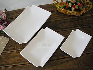 陶瓷 創意  歐式純白 料理盤
