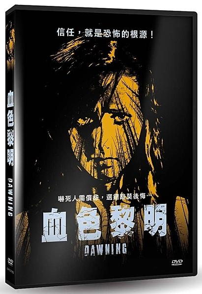 【停看聽音響唱片】【DVD】血色黎明
