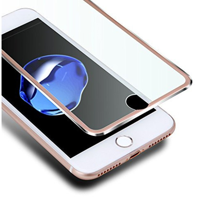 iPhone8 フィルム 3D 全面 iphone7 ガラスフィルム VIUME iphone 8 保護フィルム iphone 7
