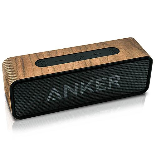 【美國代購】Balolo核桃木保護殻 for Anker SoundCore