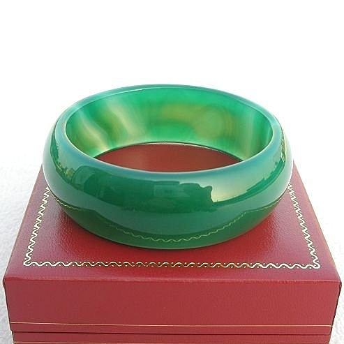 【歡喜心珠寶】【天然瑪瑙18.5圍手環】「附保証書」佛教七寶之一瑪瑙手鐲: 改運避邪,超低價!