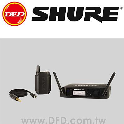 美國 舒爾 SHURE GLXD14 腰包式無線系統 公司貨