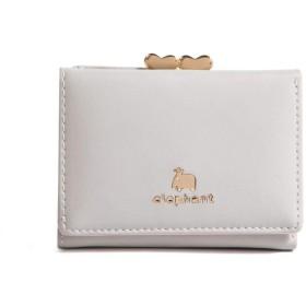 財布ビットマルチカードクリップパッケージさんの短い段落小さな財布,エレガントなグレー