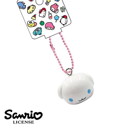 【日本進口正版】大耳狗 三麗鷗 人物系列 立體 全身 趴趴造型 吊飾 - 609205