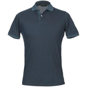 《セール開催中》ZANONE メンズ ポロシャツ ブルー XXL コットン 100%