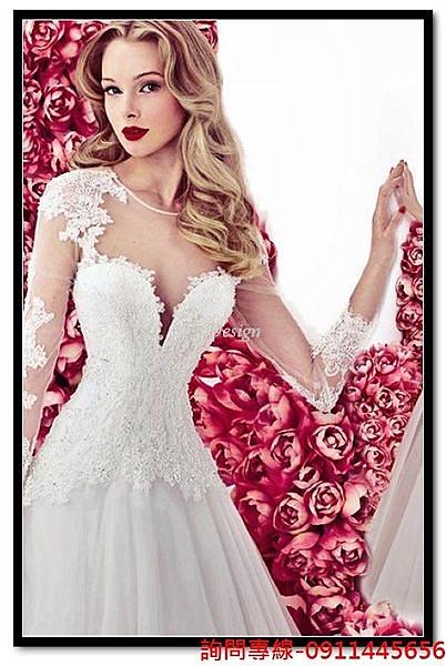 (45 Design) 訂做款式7天到貨   韓式公主新娘婚紗禮服 訂製款 大尺碼