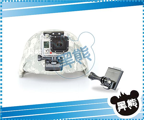 黑熊館 GoPro 夜視鏡專用快拆 ANVGM-001 綁帶與頭罩式配件