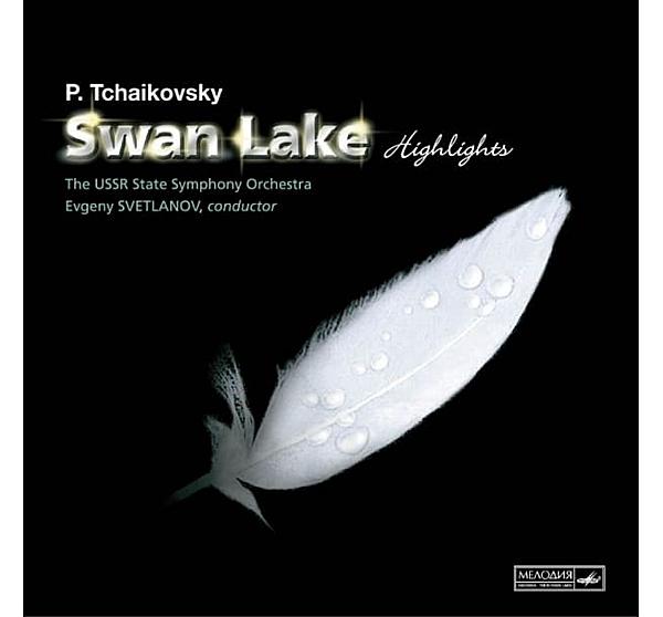 【停看聽音響唱片】【黑膠LP】柴可夫斯基:芭蕾舞劇《天鵝湖》(原典精選版)