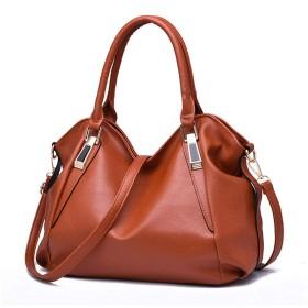 女性のファッションハンドバッグ、メッセンジャーバッグショルダーバッグクラシックカジュアルソフトバッグPUレザーハンドバッグ、仕事/旅行/ショッピング/デート/パーティー/クリスマスに適しています