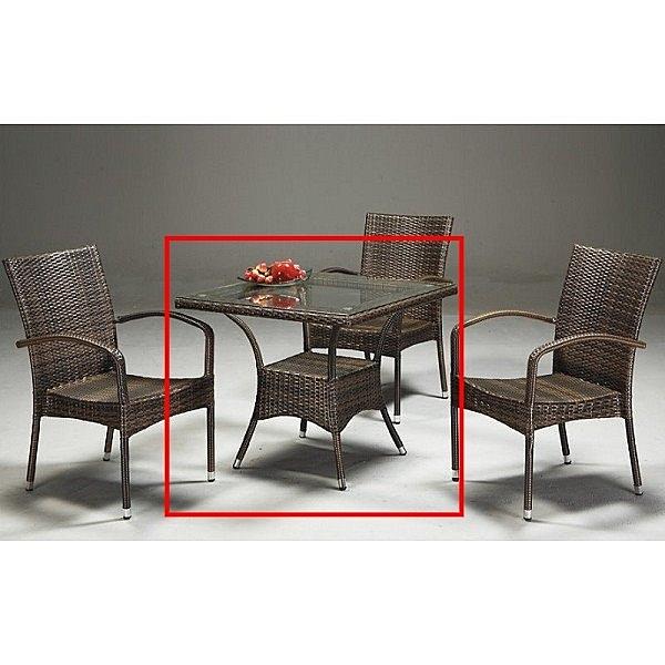 休閒桌椅 BT-306-3 PB-4101型桌【大眾家居舘】